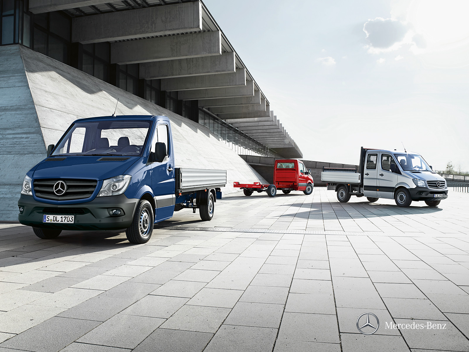 mercedes sprinter chassis