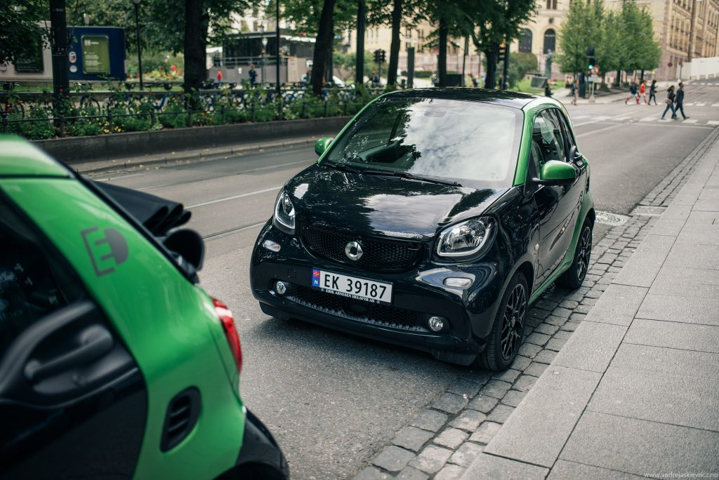 Smart fortwo 2 Size
