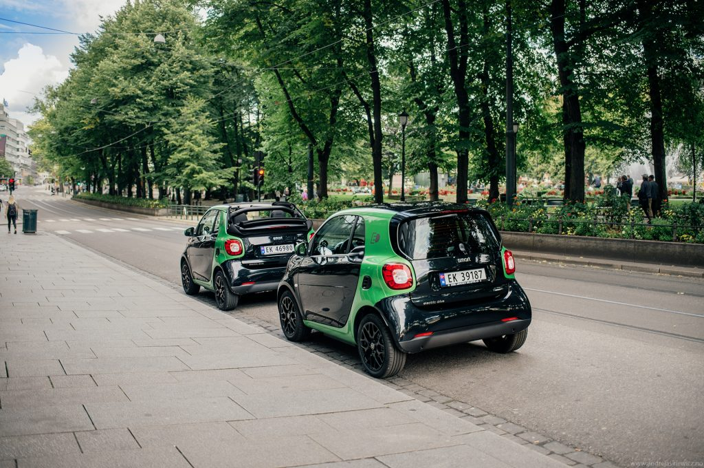 Smart fortwo 4 Size