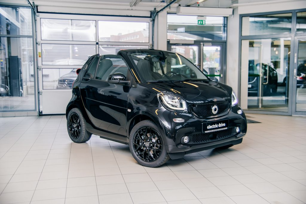 Smart fortwo cabriolet 1 Size