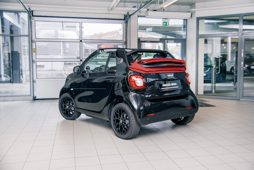 Smart fortwo cabriolet 2 Size