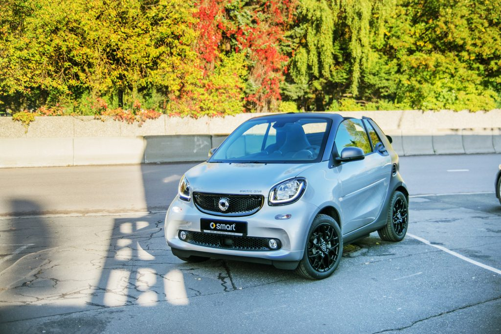 Smart fortwo cabriolet 3 Size