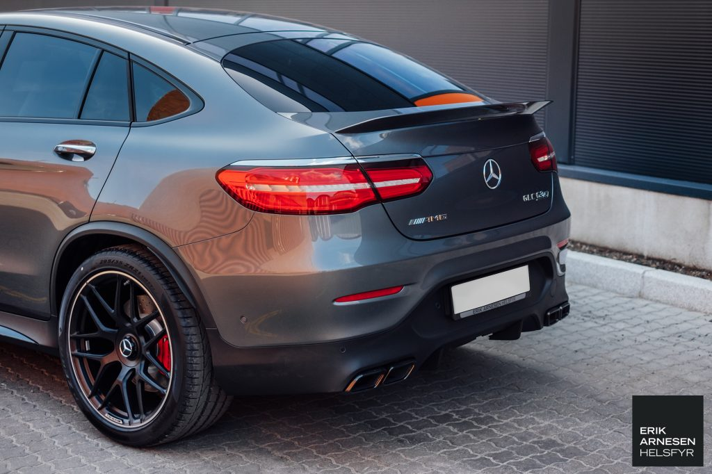 Mercedes-AMG GLC 63S Coupé