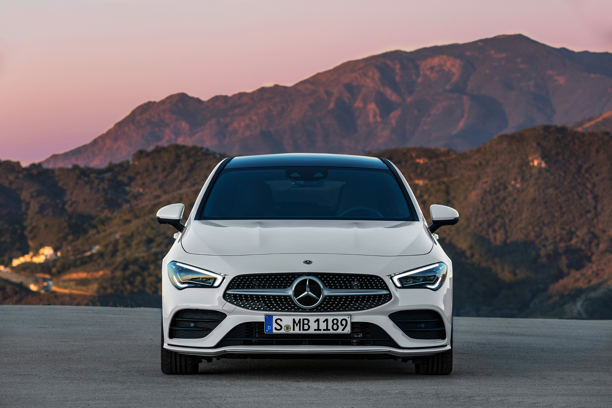 Nye Mercedes CLA Shooting Brake