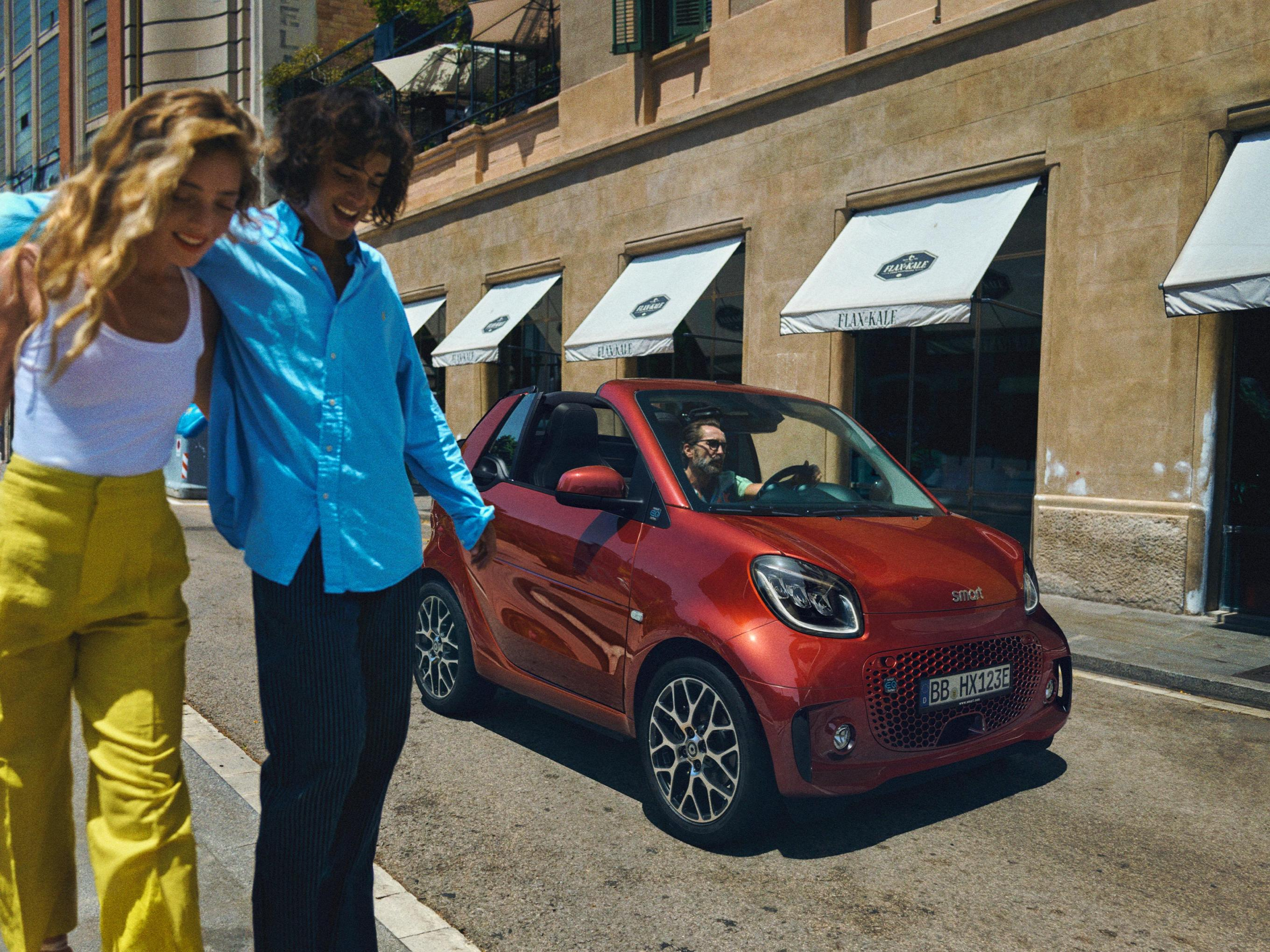smart eq fortwo cabriolet