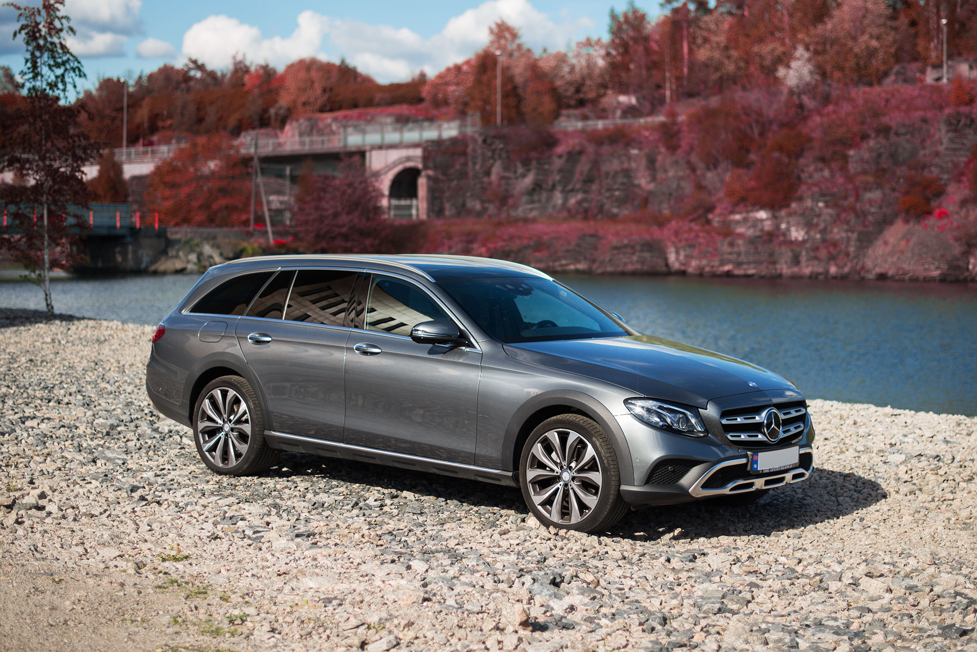 mercedes e-klasse all-terrain