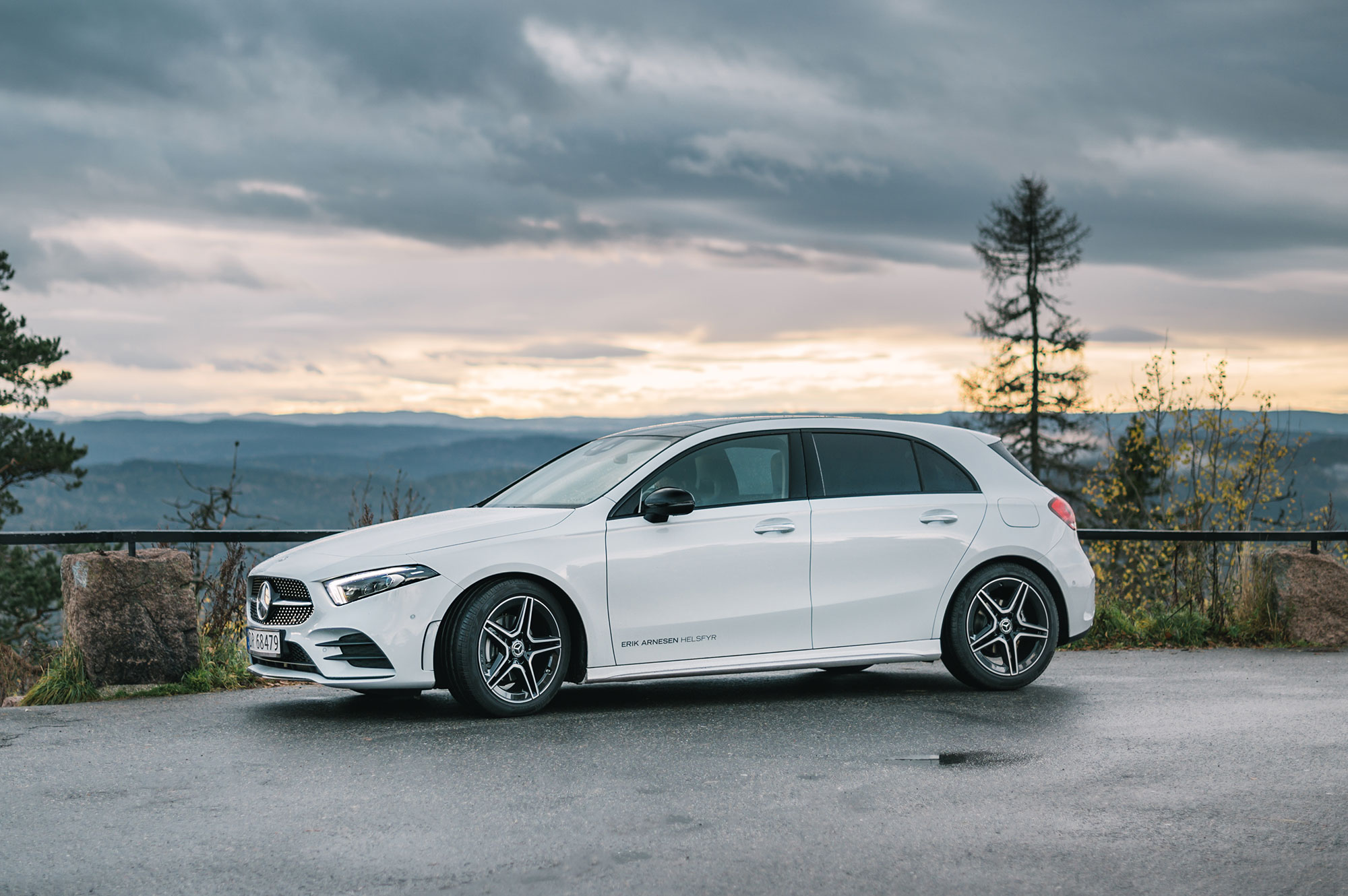 mercedes a-klasse leasing